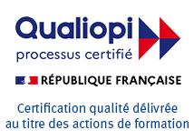 Qualiopi - Certification qualité délivrée au titre des actions de formation