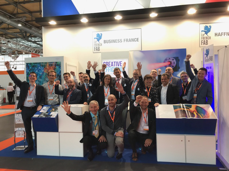Hannover Messe 2018 - Pavillon Business France